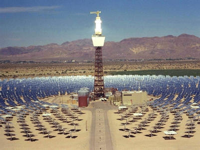 image of Solar-Thermal power plant